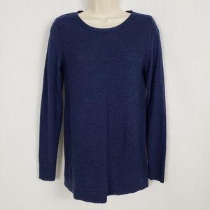 Cynthia Rowley Sweater Women's Size Small Blue